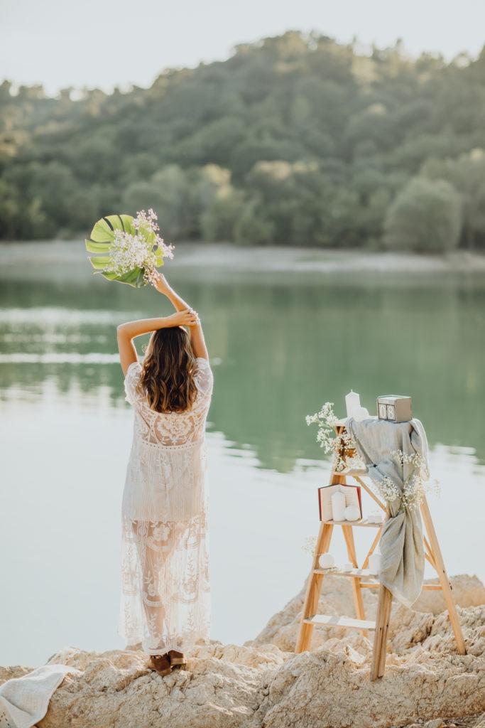 Boho Wedding Photographer Provence