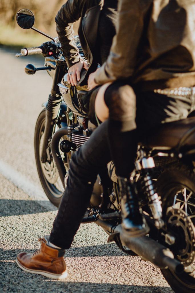Love Session Motorbike
