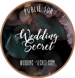 Publié sur Wedding Secret