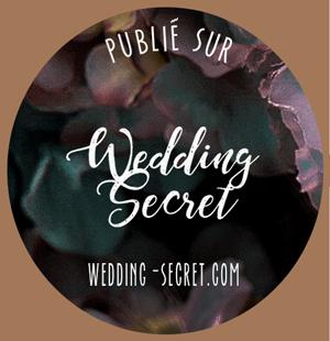 Publié sur Wedding Secret